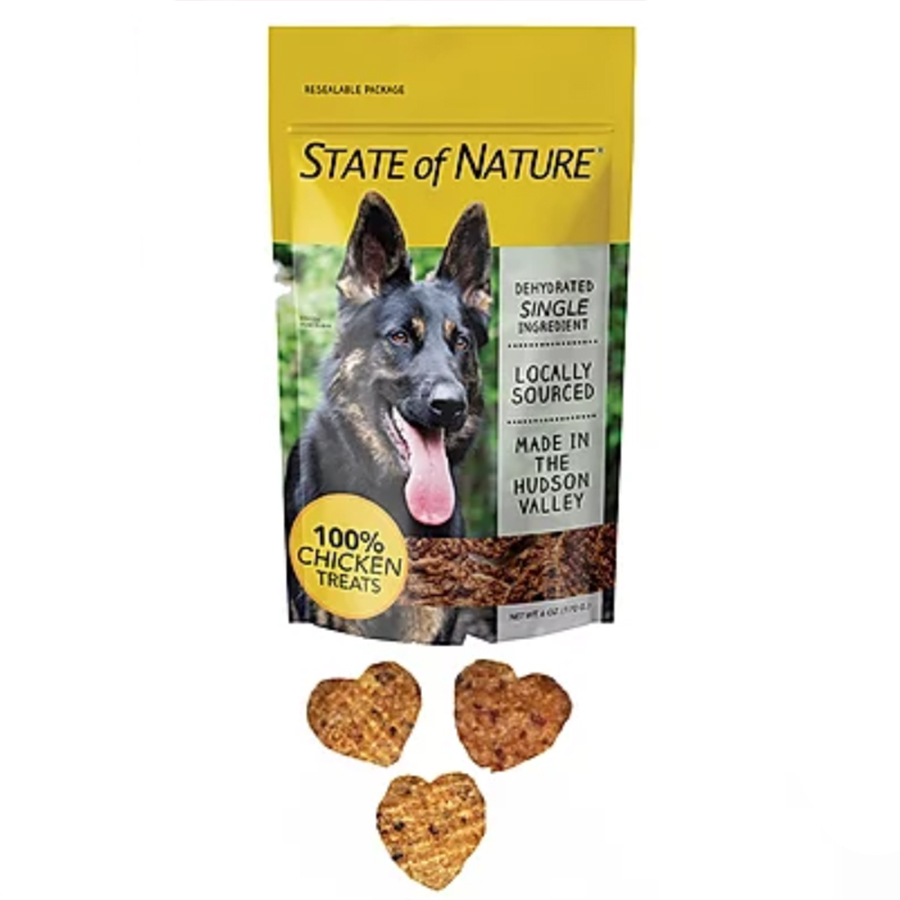 Chicken Dog Treats 6 oz Bag