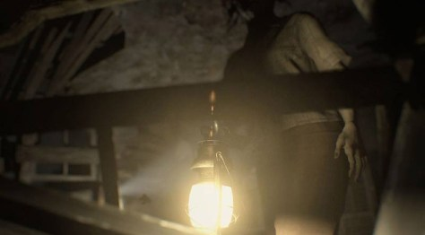 "Resident Evil 7 ""Lantern Demo"" PlayStation VR hands-on"