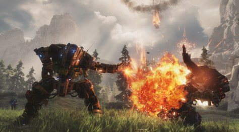 Heavy metal action with Titanfall 2 - PS4/PC review