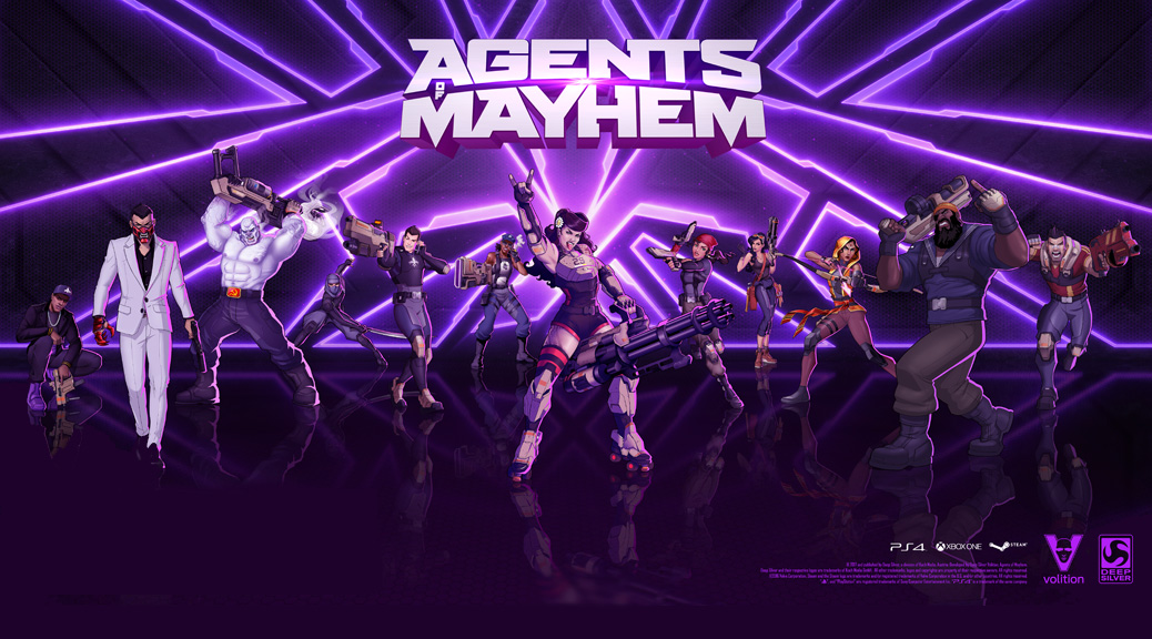 Agents of Mayhem PC review