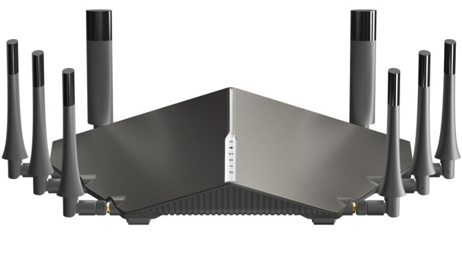 Hands-on review: D-Link DSL-5300 Cobra AC 5300 Wave 2 Wi-Fi Modem Router