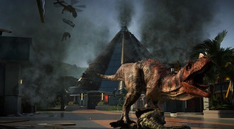 Jurassic World Evolution PC review
