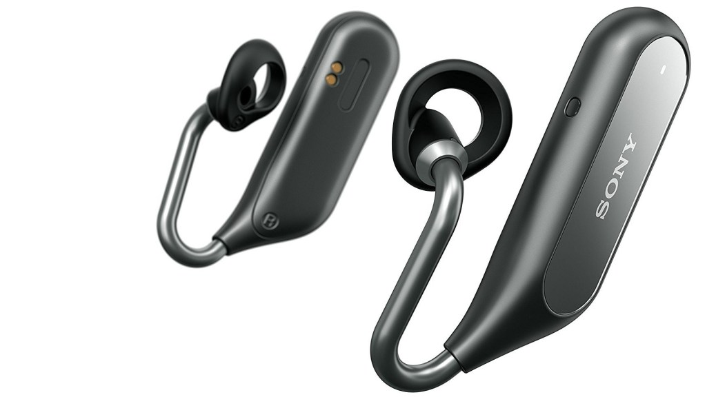 Xperia Ear Duo wireless open-ear stereo headset review