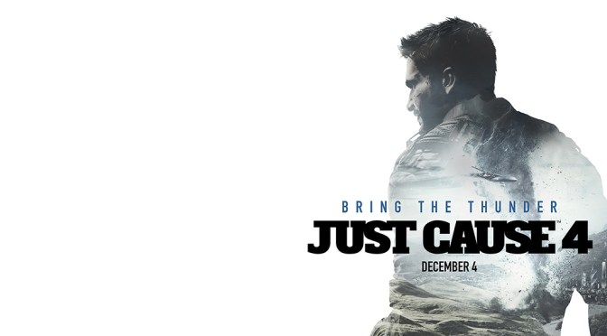 Just Cause 4 PC review