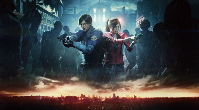 Resident Evil 2 PlayStation 4 review