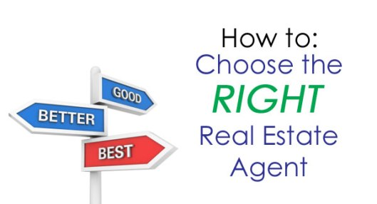 How to Choose a Right Real Estate Agent?
