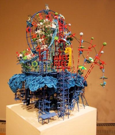 Nathalie Miebach   State of The Art