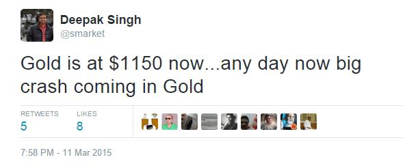 GOLDTWEET100