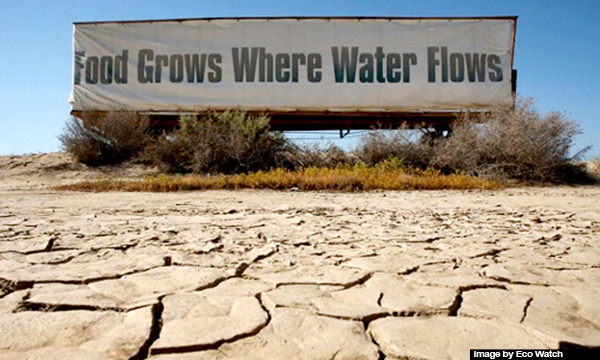 Was The California Drought Geoengineered? Drought-signs-in-CA-3