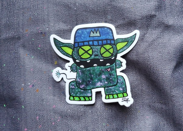 Rascal Sticker