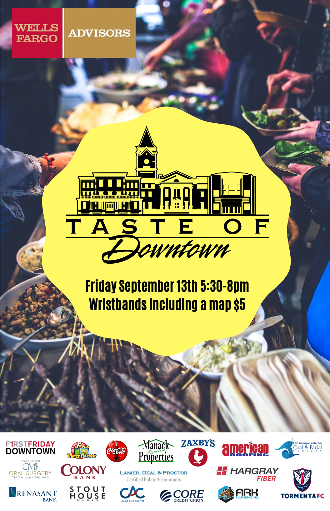 Taste of Downtown