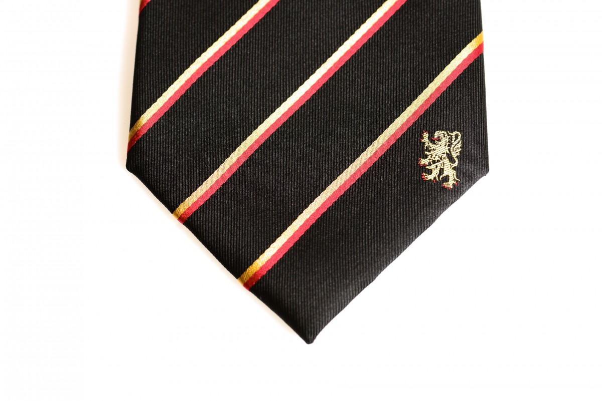 Belgium Tie