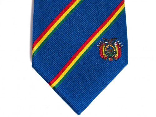 Bolivia Skinny Tie