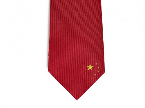 China Skinny Tie