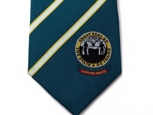 Idaho Skinny Tie