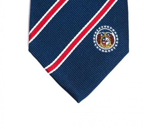 Missouri Skinny Tie