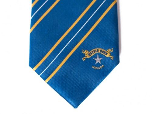 Nevada Skinny Tie