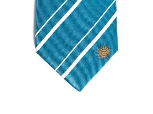 Uruguay Skinny Tie