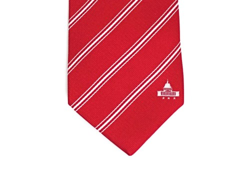 Washington DC tie