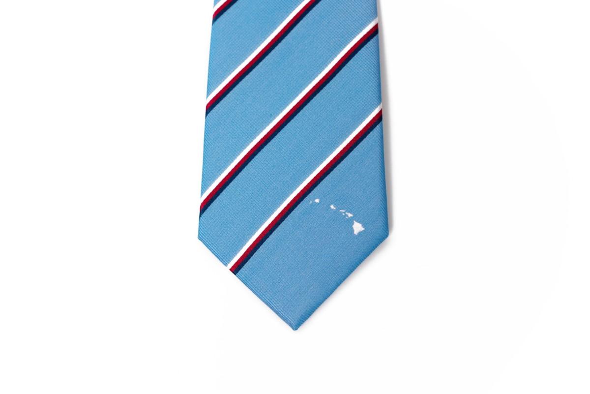 Hawaii Tie