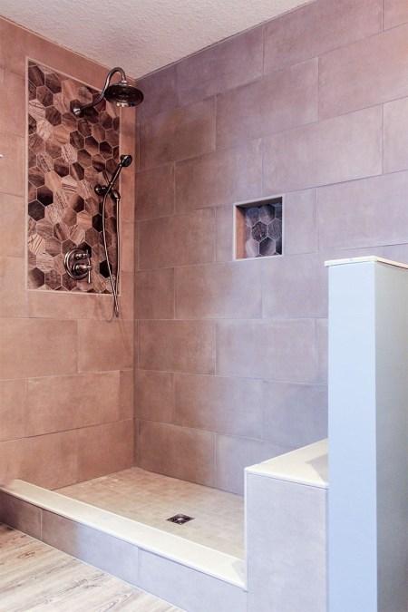 Shower Design for Bathroom remodeling project