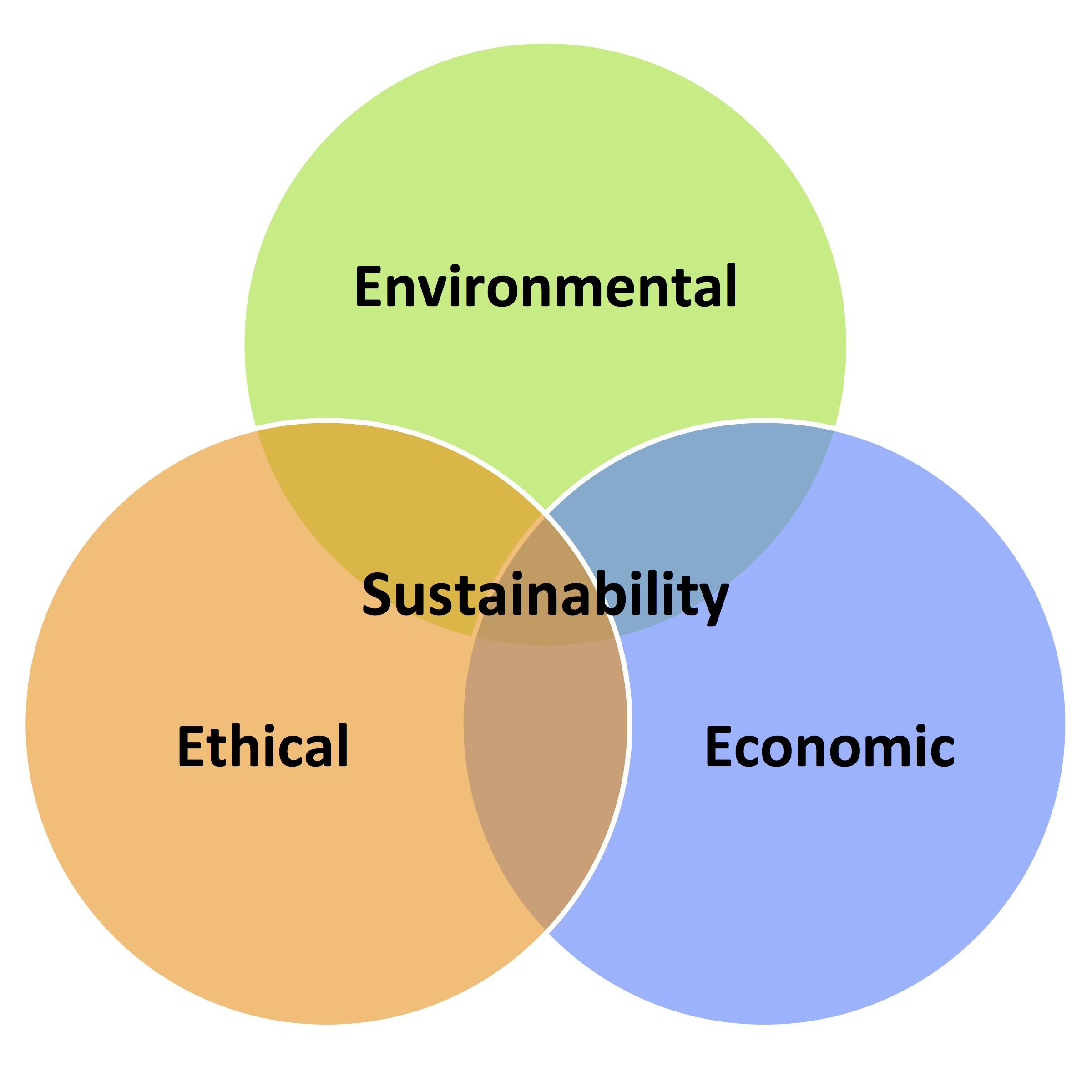 Three E S Of Sustainability