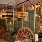 Texas State Vehicle Chuck Wagon