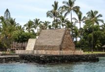 Kamakahonu National Historic Landmark In Hawaii