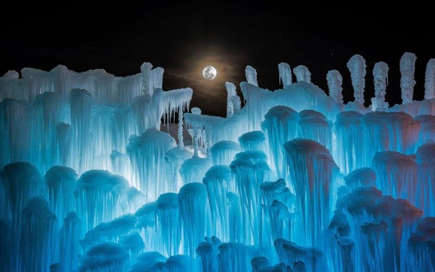ice castles wisconsin now