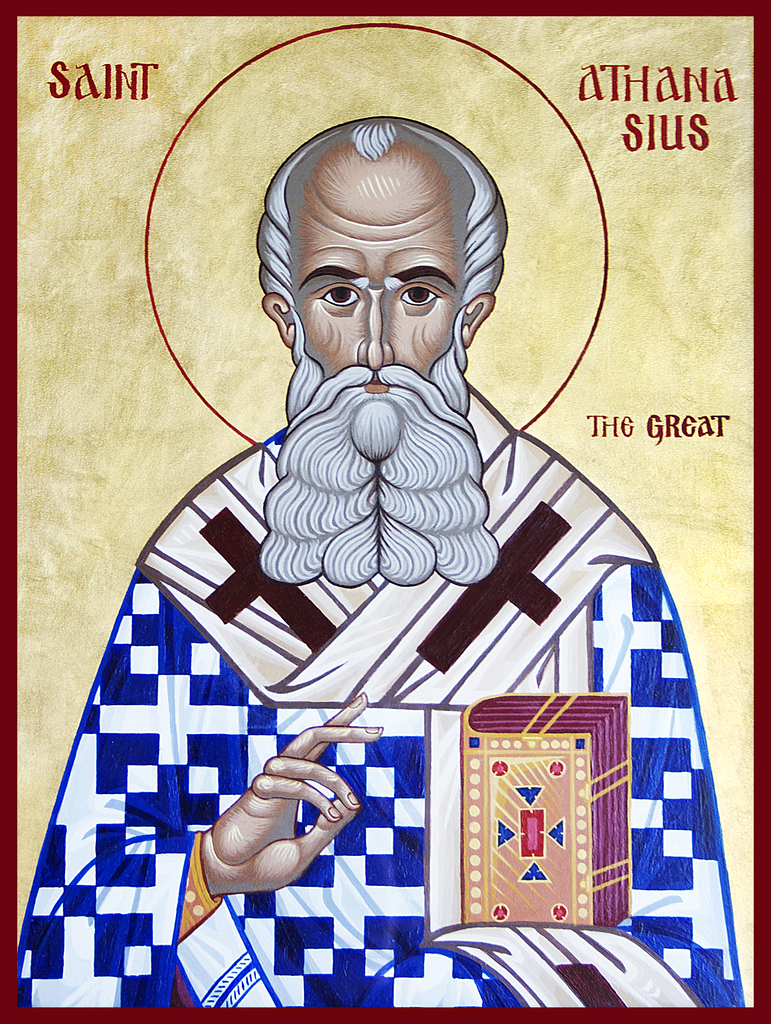 Image result for St. Athanasius,