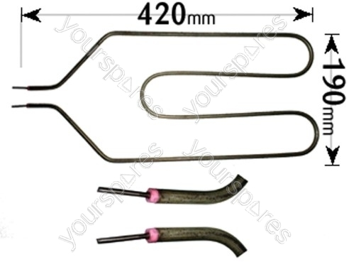 Creda Storage Heater Element ELE123 by Yourspares