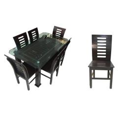 Chair Design Bd Mid Century Modern Rocking Canada Dining Tables In Bangladesh At Best Price Online Daraz Com Di 148 Malaysian Processed Wood Sater Dinning Set Dark Chocolate