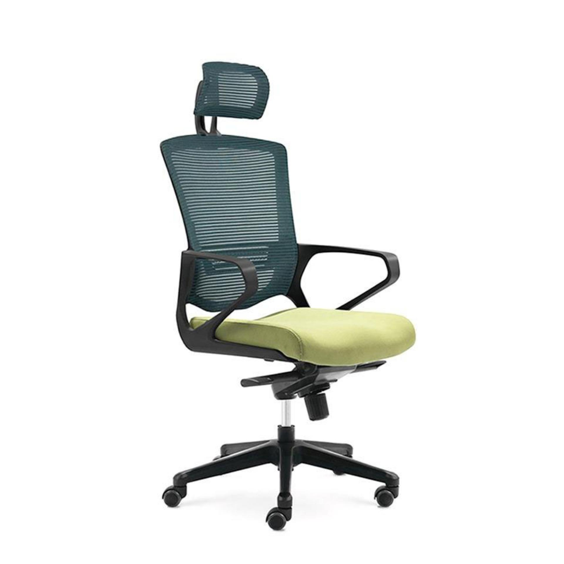 revolving chair in bangladesh dental position for scaling afr 007 cm b121as 1 black and green buy sell online best prices daraz com bd