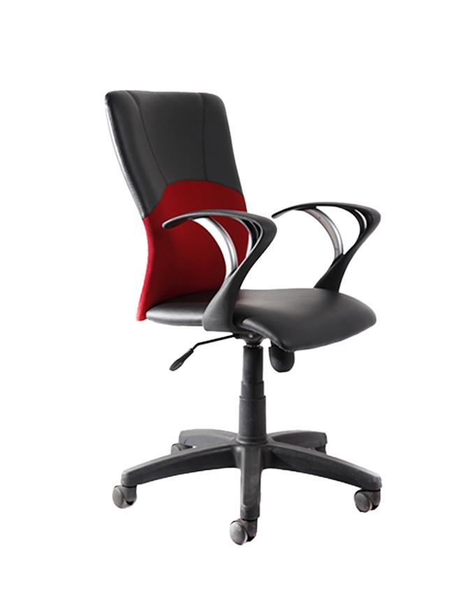 revolving chair in bangladesh glider australia office chairs at best price online daraz com bd af 0921 black and red