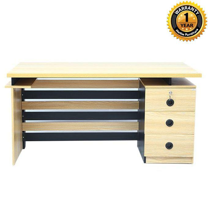 ergonomic chair bangladesh new steel office furniture in at best price online daraz com bd hseo 105 3 45 laminated board sr executive table beige and