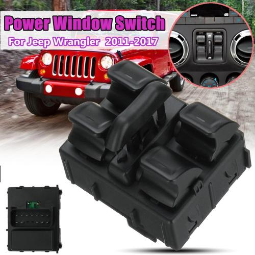 small resolution of product details of driver side abs electric power window switch for jeep wrangler 2011 2017