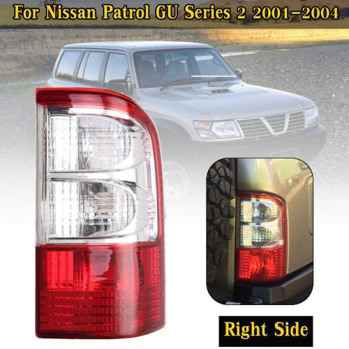 small resolution of product details of right tail light brake lamp w wire harness for nissan patrol gu series 2 01 04