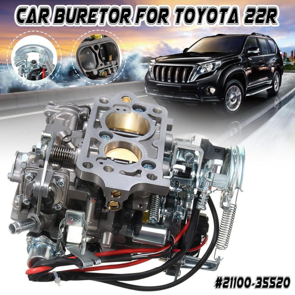 medium resolution of product details of new carburetor replacement for toyota 22r asian style engines carb 21100 35520