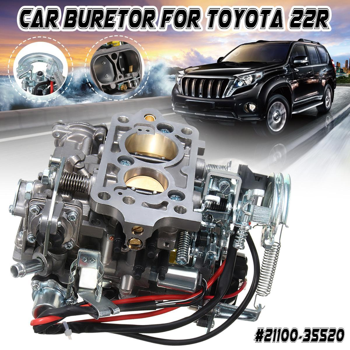 hight resolution of product details of new carburetor replacement for toyota 22r asian style engines carb 21100 35520