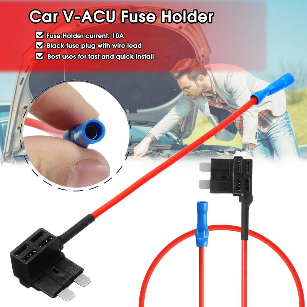 medium resolution of product details of v acu add a circuit fuse tap car mini micro blade fuse box holder low profile