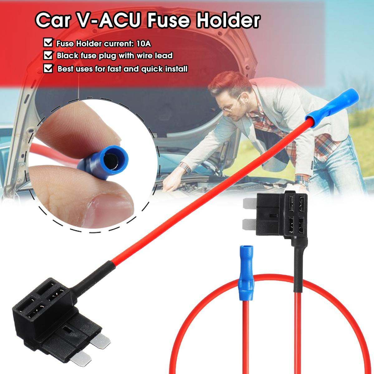 hight resolution of product details of v acu add a circuit fuse tap car mini micro blade fuse box holder low profile