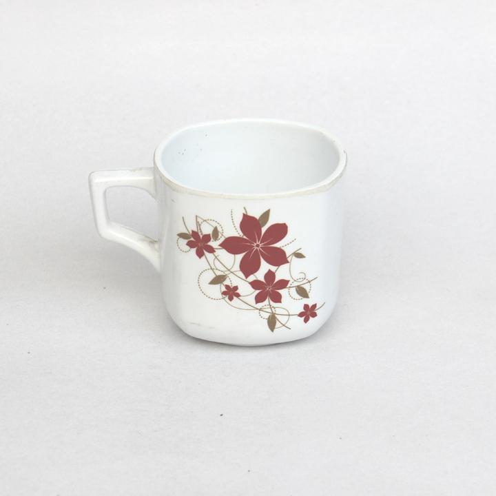 melamine square tea cup