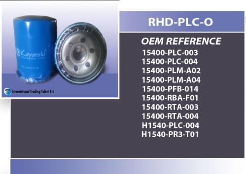 small resolution of koyoroki genuine oil filter plc honda crv year 1998 on wards honda civic
