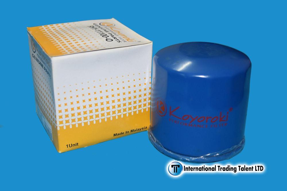 medium resolution of koyoroki genuine oil filter 11100 hyundai tucson kia sportage