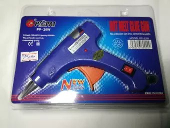 Hot Melt Art Craft Glue Gun 110 240v Buy Sell Online Best Prices In Srilanka Daraz Lk