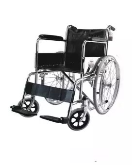 wheel chair prices outdoor expressions zero gravity relaxer convertible lounge imported folding black buy online at best in pakistan daraz pk