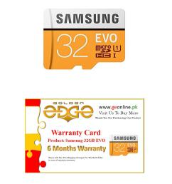 6 month warranty latest model samsung evo 32gb 100mb full hd 1080p 60p for mobile class [ 1446 x 1678 Pixel ]