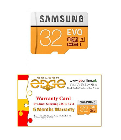 small resolution of 6 month warranty latest model samsung evo 32gb 100mb full hd 1080p 60p for mobile class