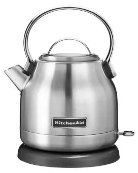 kitchen aid electric kettle diamond cabinets 1 25 l small space 5kek1222bsx buy