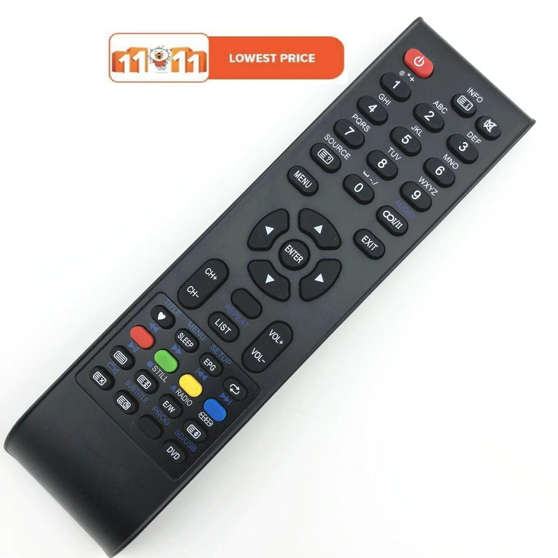 hight resolution of universal remote for changhong ruba led lcd tv